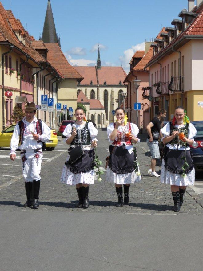 Slovak traditional costume, Bardejov