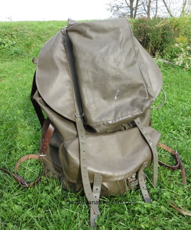 Swiss Army backpack review and modifications