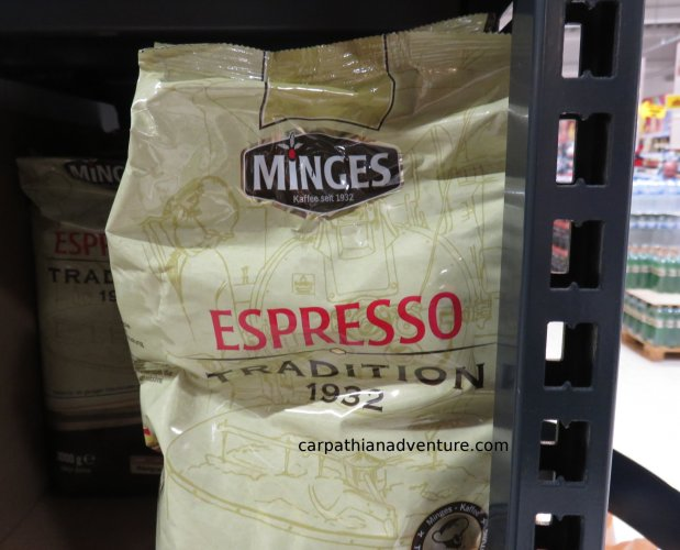 Minges coffee