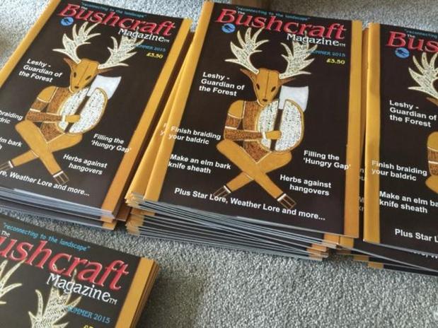 Bushcraft Magazine SummerIssue