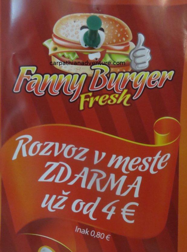 Fanny Burgers