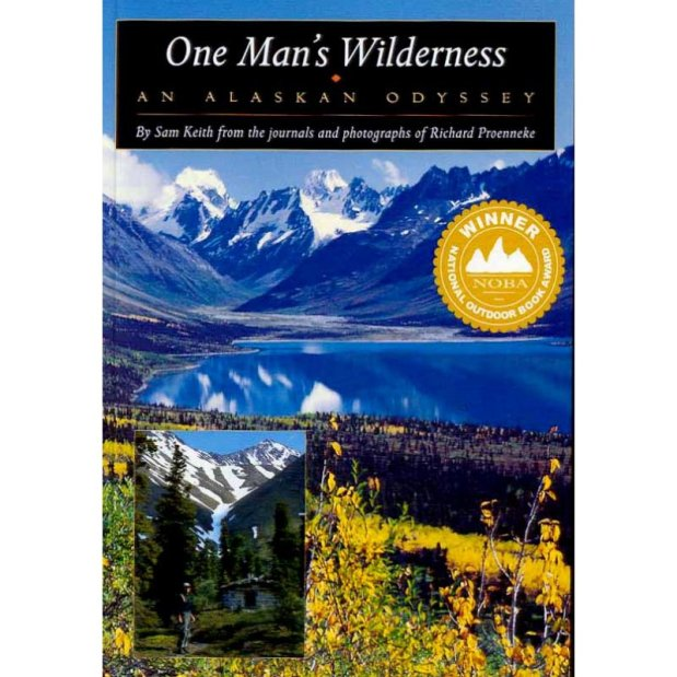 One Man's Wilderness book review