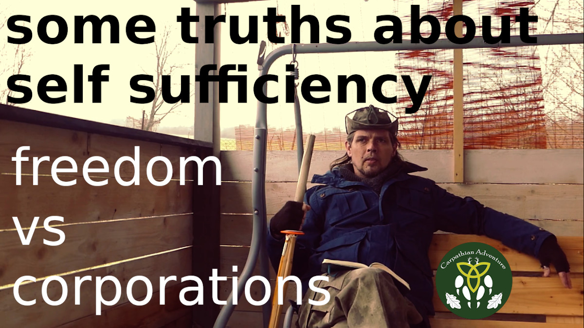 the truth about self sufficiency